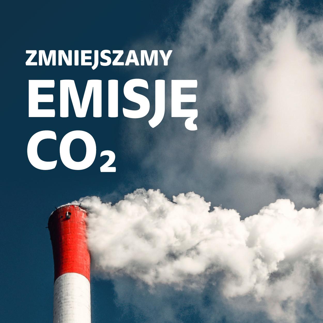 Zmniejszamy emisję CO2